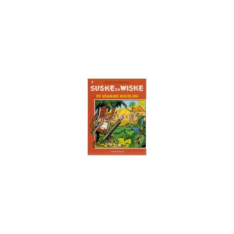 Suske & Wiske 082 De gramme huurling herdruk
