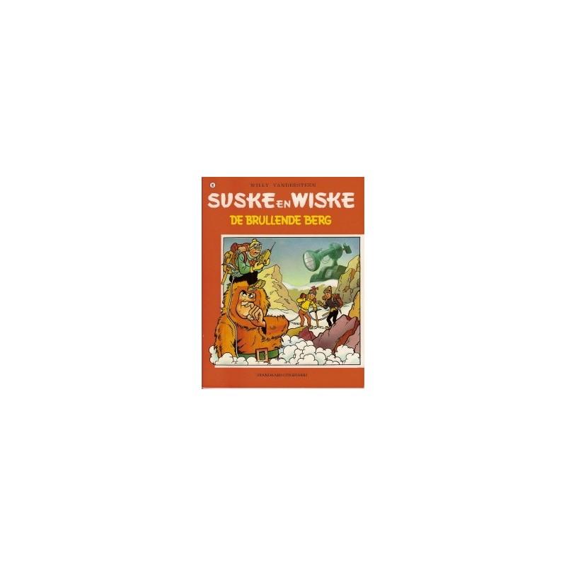 Suske & Wiske 080 De brullende berg herdruk