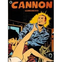 Cannon set deel 1 t/m 3 1e drukken 1981-1982