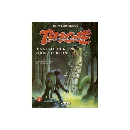 Trigie A02 Laatste uur voor Elekton herdruk 1992