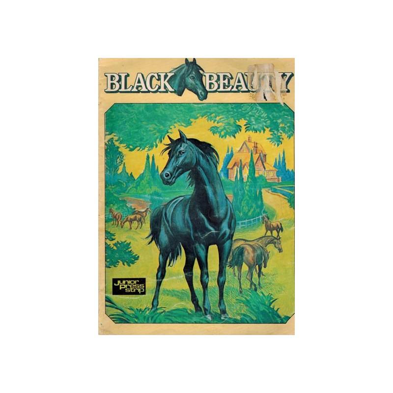 Black beauty % 1e druk 1979
