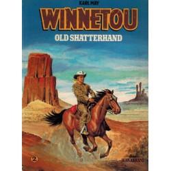 Winnetou 02 Old Shatterhand herdruk 1981