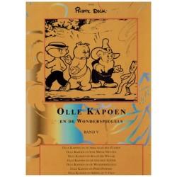 Olle Kapoen HC 05 De wonderspiegels 1e druk 2001