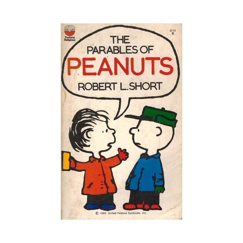 Peanuts pocket The parables of Peanuts reprint 1969