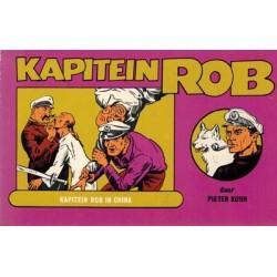 Kapitein Rob oblong S04 kapitein Rob in China 1977