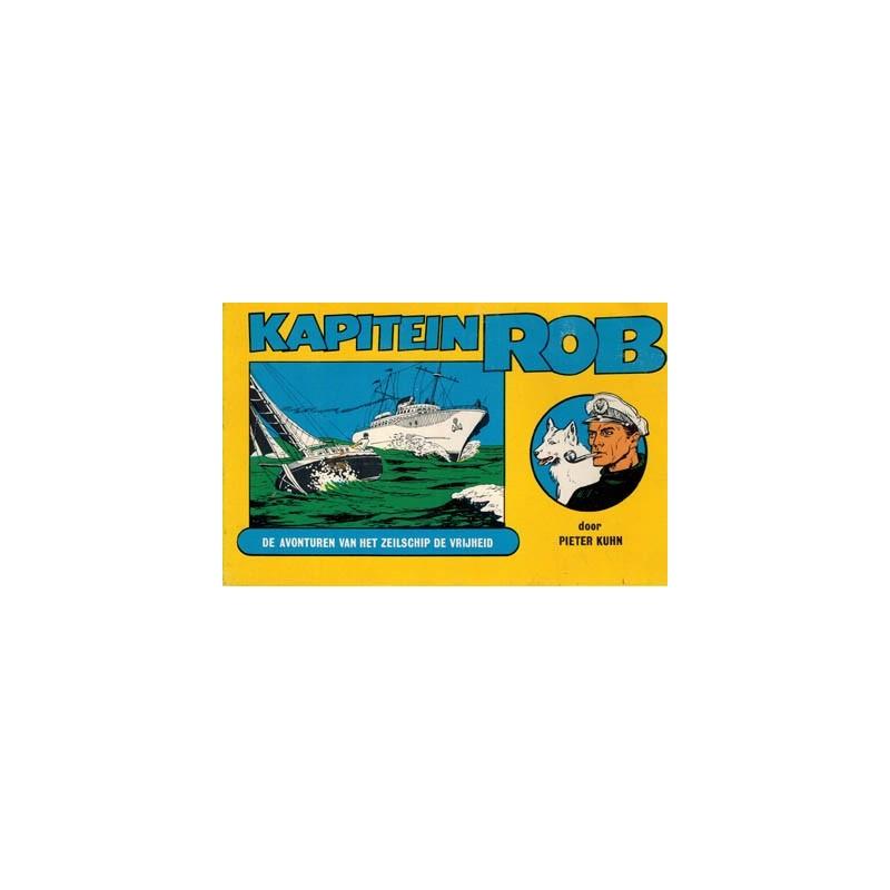 Kapitein Rob oblong S01 De avonturen van zeilschip De Vrijheid 1977