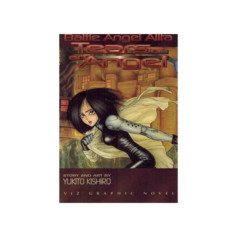 Battle Angel Alita Tears of an angel first printing 1994
