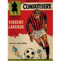 Vincent Larcher De condottiere Collectie Jong Europa 69 1e druk Lombard 1971