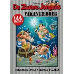 Zware jongens Vakantieboek 2017 1e druk