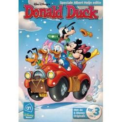 Donald Duck reclame-uitgave Albert Heijn 1e druk 2011