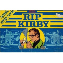 Rip Kirby oblong % (Semic strip serie 14) 1e druk 1974