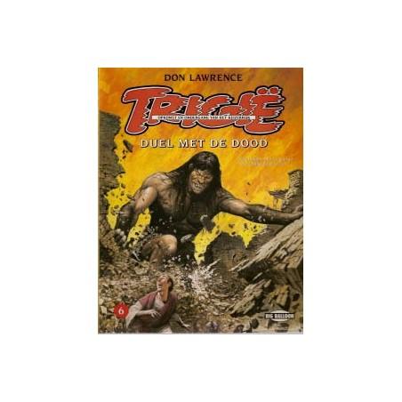 Trigie A06 Duel met de dood herdruk 1994