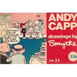 Andy Capp oblong 33 first printing 1977