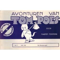 Tom Poes Stripschap 07 De reuzenvogel 1975 169-196