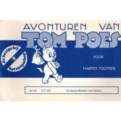 Tom Poes Stripschap 13 De laatste Markies van Carabas 1975 337-420