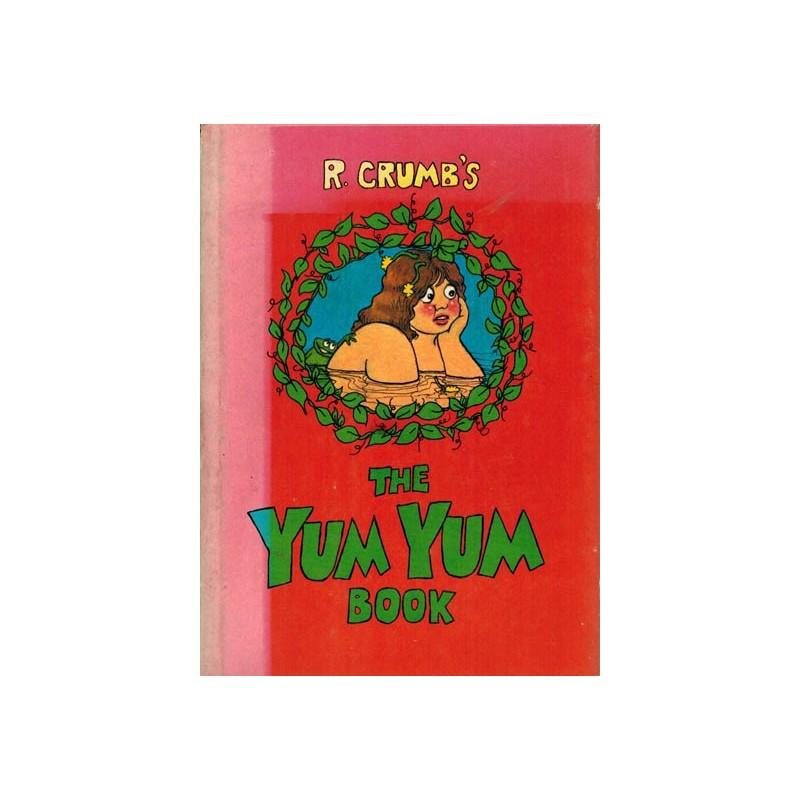 R. Crumb's The yum yum book HC first printing 1975