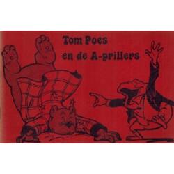 Tom Poes en de A-prillers illegale 1e druk 1974