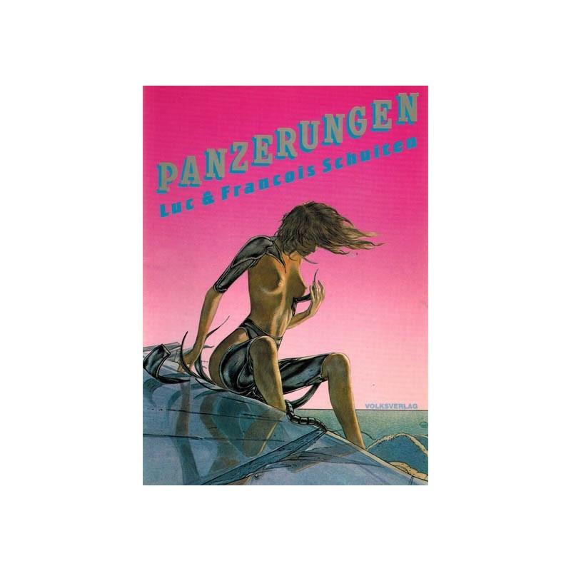 Panzerungen Duits 1e druk 1984 (Carapaces)