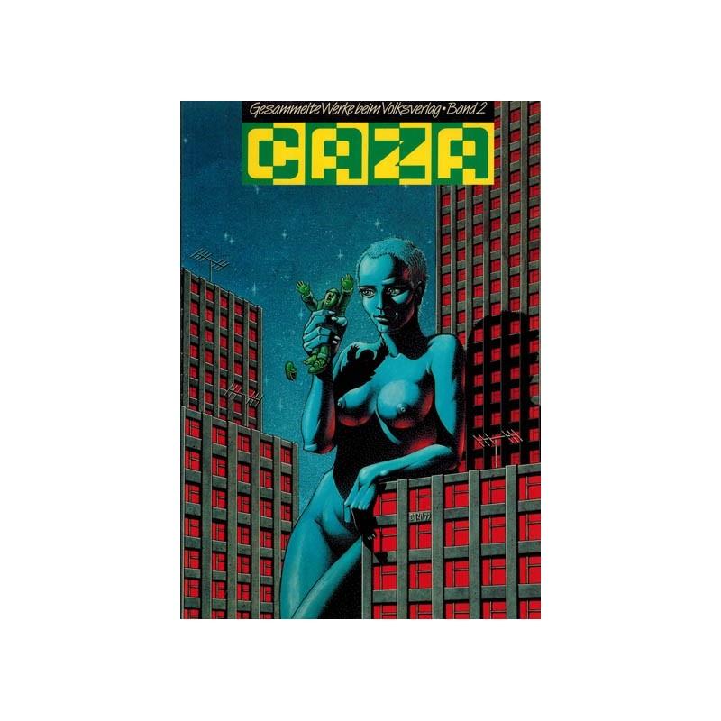 Caza Gesammelte Werke beim Volksverlag Band 2 1e druk 1984
