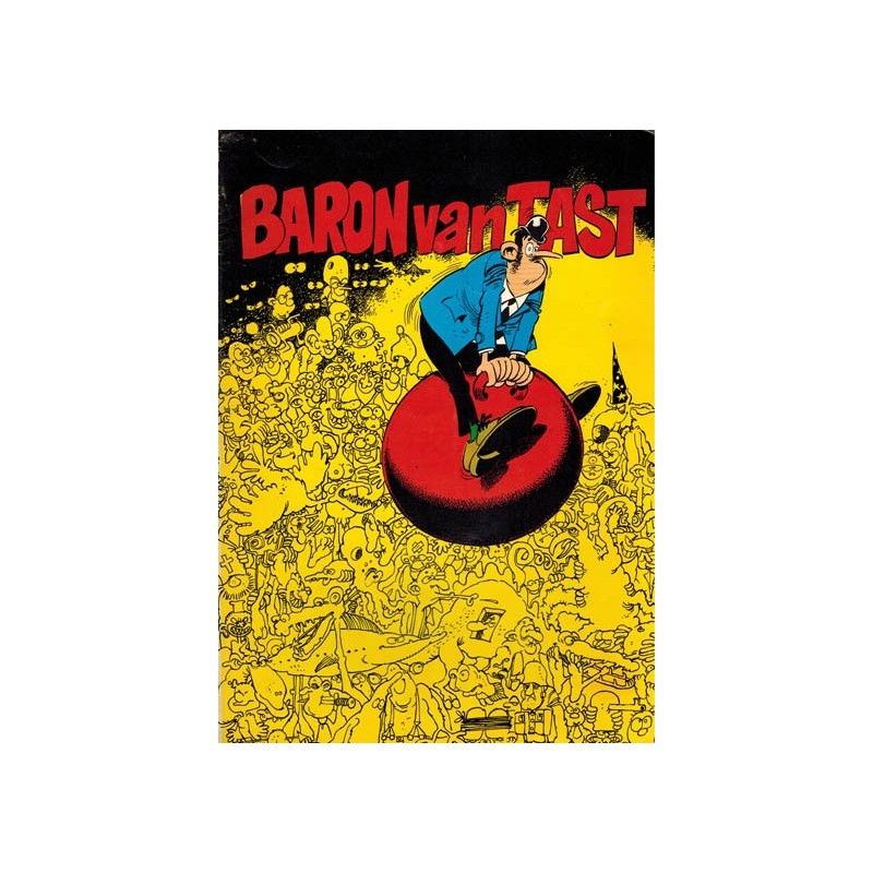 Baron van Tast Kobold-album 1e druk 1977