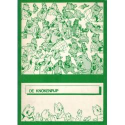 Heer Bommel & Tom Poes illegaal De knokenpijp 1e druk 1975
