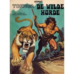Toenga 01 De wilde horde 1e druk Helmond 1974