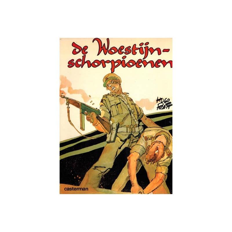 Woestijnschorpioenen 01 1e druk 1977
