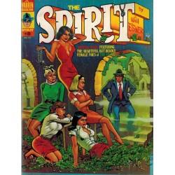 Spirit magazine USA 08 first printing 1975