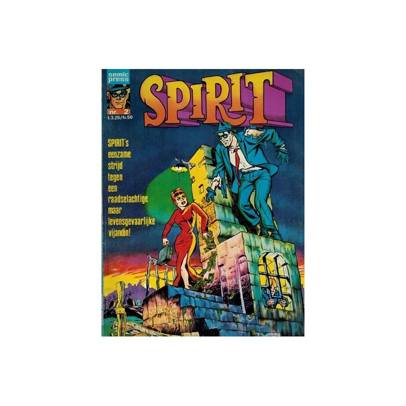 Spirit tijdschrift deel 1 t/m 3 1e drukken 1976