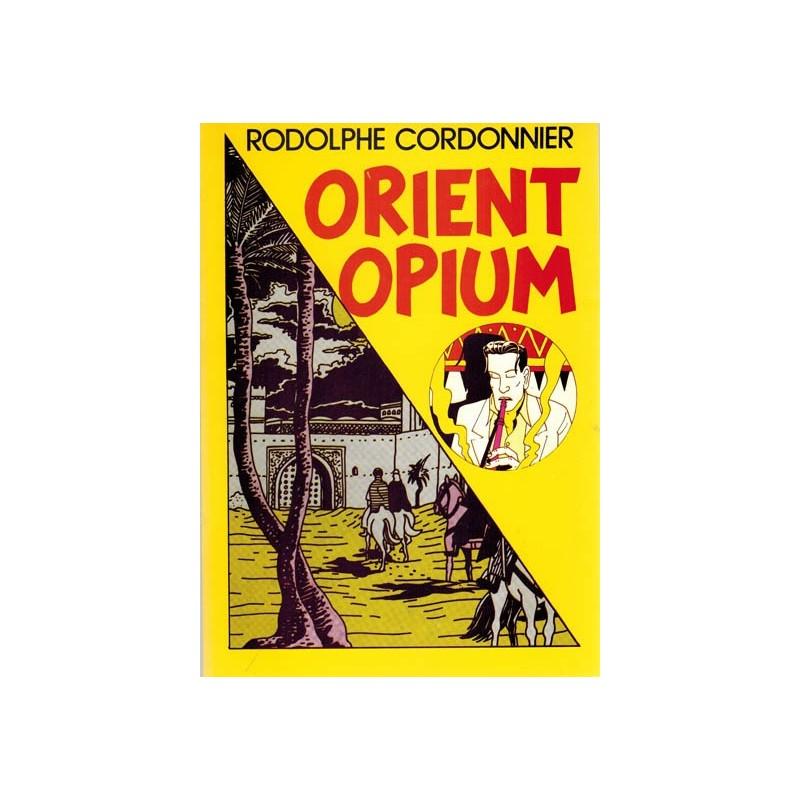 Orient opium 1e druk 1985