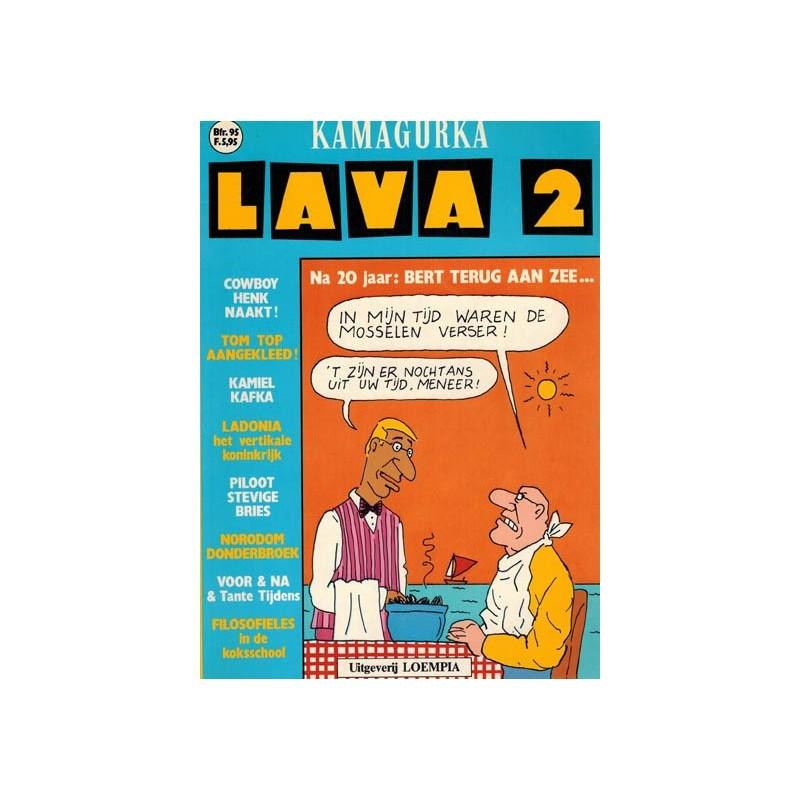 Lava 02 1e druk 1987