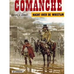Comanche  05 Nacht over de woestijn