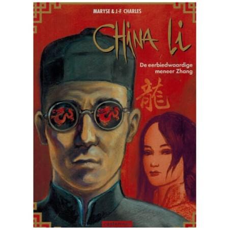 China Li HC 02 De eerbiedwaardige meneer Zhang