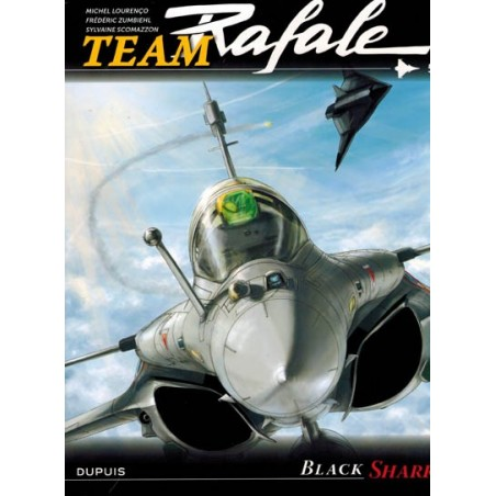 Team Rafale 05 Black shark