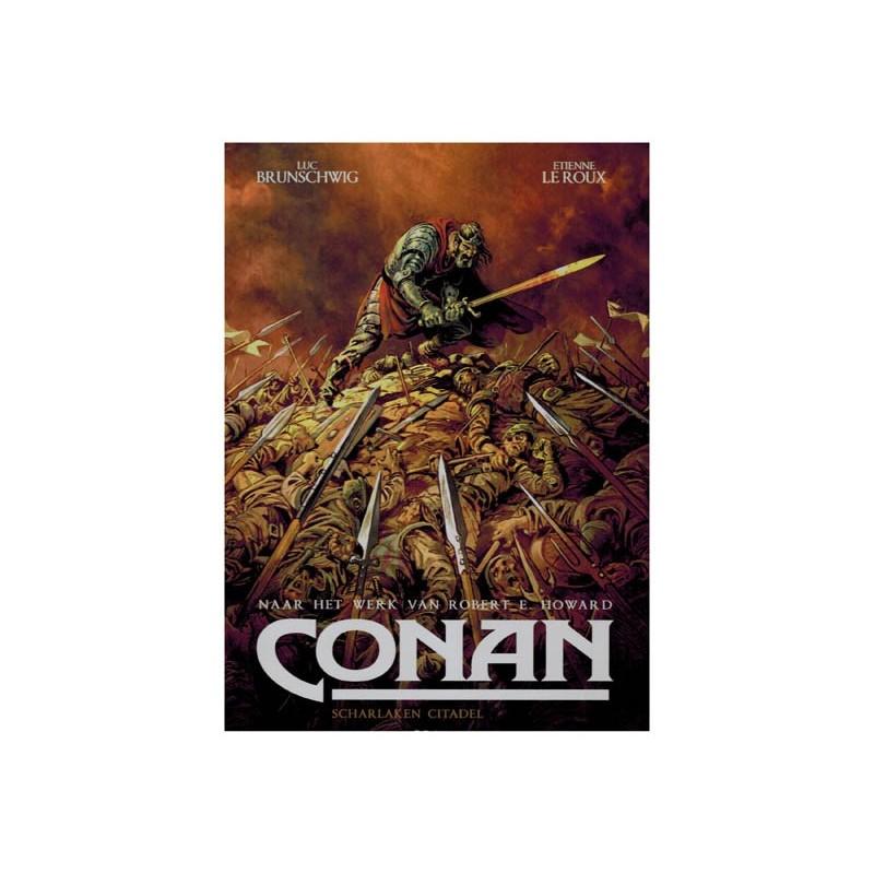 Conan   EU 05 HC Scharlaken citadel (naar Robert E. Howard)*
