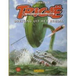 Trigie A11 Dreiging uit het heelal herdruk 1996