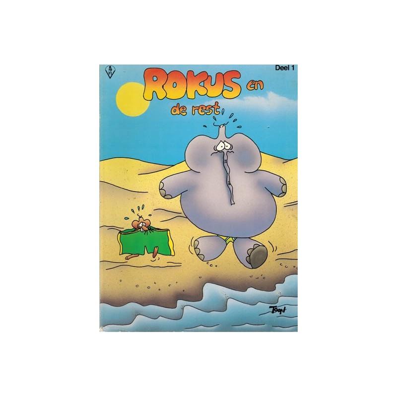 Rokus en de rest 01 1e druk 1985