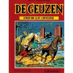 Geuzen reclamealbum Strijd om Slot Loevestein 1e druk 2001