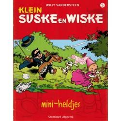 Klein Suske & Wiske 05 Mini-heldjes 1e druk 2004