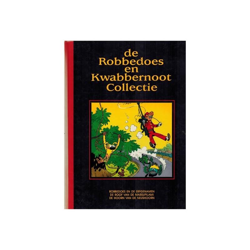 Robbedoes en Kwabbernoot collectie HC 02 Robbedoes en de erfgenamen 1e druk 1993