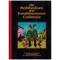 Robbedoes en Kwabbernoot collectie HC 03 De dicator en de paddestoel 1e druk 1993