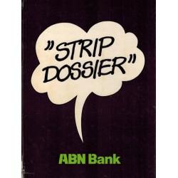Strip dossier HC 1e druk 1978 (reclame-album voor ABN bank)