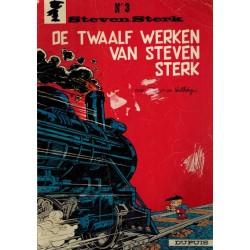 Steven Sterk 03% De twaalf werken van Steven Sterk 1e druk 1968