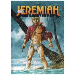 Jeremiah Luxe 31 HC De krabbenmand 1e druk 2012