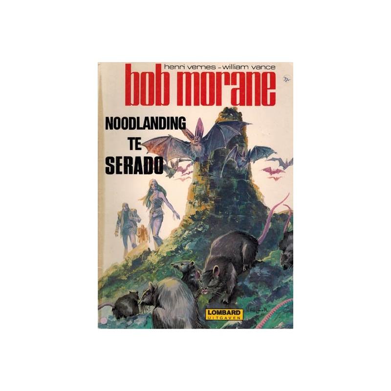 Bob Morane 02 Noodlanding te Serado herdruk