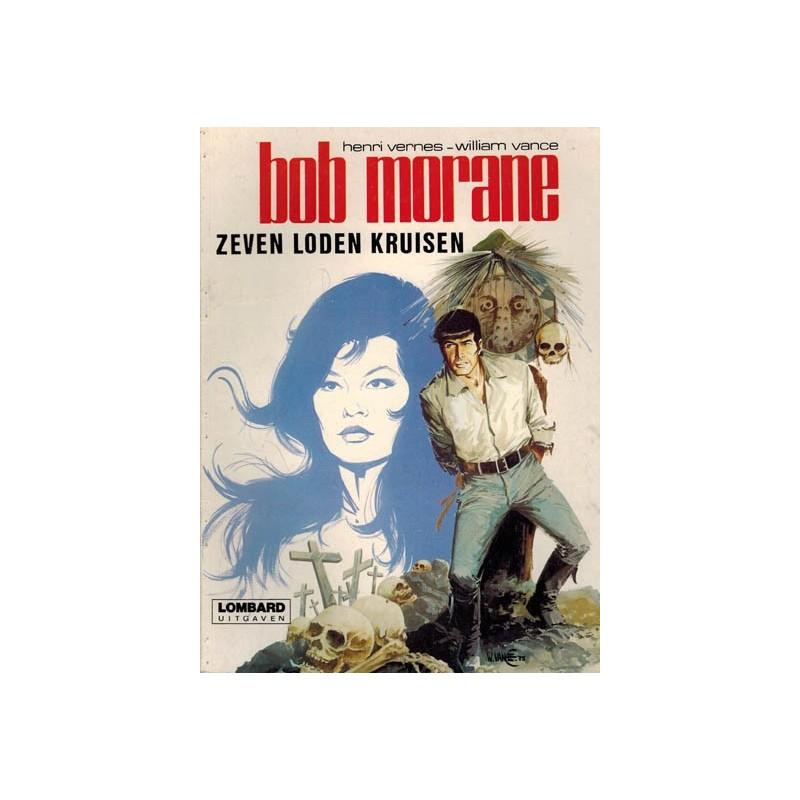 Bob Morane 03% Zeven loden kruisen herdruk