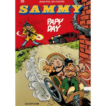 Sammy 36 Papy day 1e druk 2000
