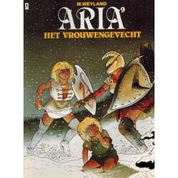 Aria 09 Het vrouwengevecht herdruk Lombard