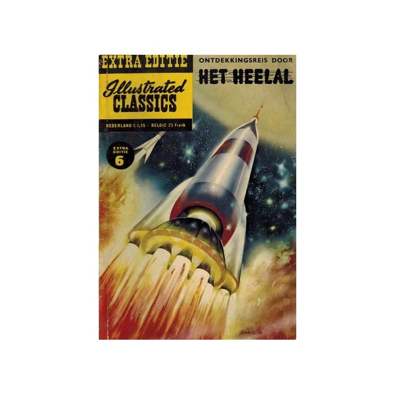 Illustrated Classics Extra editie 06 Ontdekkingsreis door het heelal herdruk