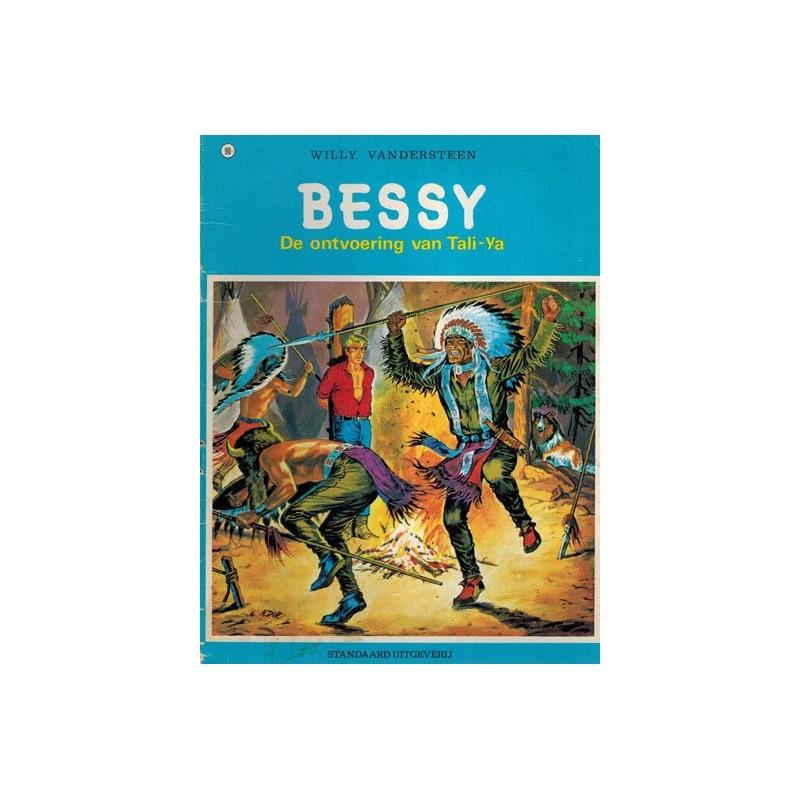 Bessy 090 De ontvoering van Tali-Ya herdruk